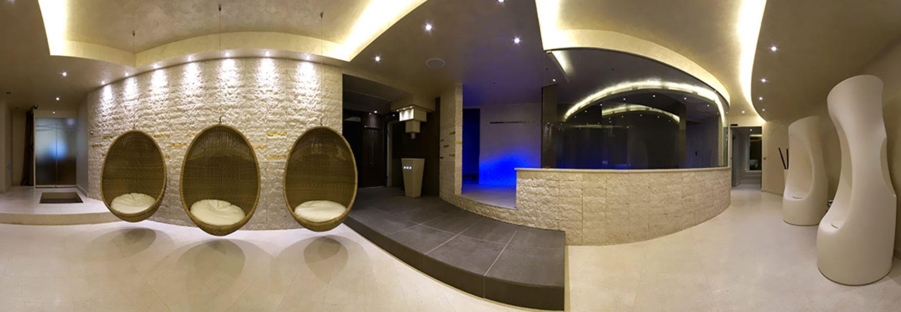 Illuminazione centro termale milano for On off illuminazione milano